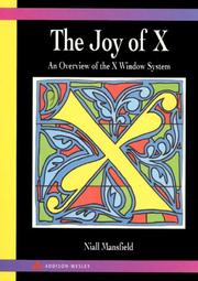 Cover of: The Joy of X
