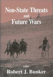 Cover of: Non-state Threats and Future Wars
