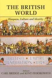 Cover of: The British world
