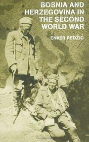Cover of: Bosnia and Herzegovina in the Second World War