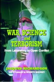 Cover of: War, Science and Terrorism