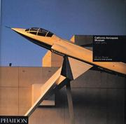 Cover of: California Aerospace Museum: Frank Gehry: Architecture in Detail