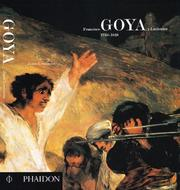 Cover of: Francisco Goya y Lucientes, 1746-1828