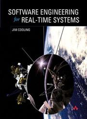 Cover of: Software Engineering for Real-Time Systems