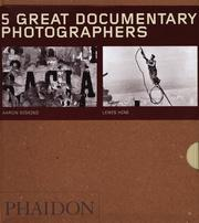 Five Great Documentary Photographers - Box Set of 5 (55)