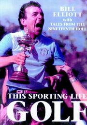 Cover of: This sporting life