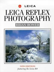 Cover of: Leica reflex photography