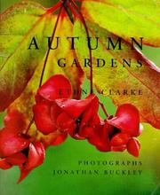 Cover of: Autumn Gardens