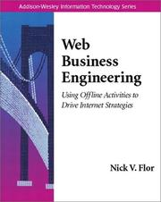 Cover of: Web business engineering