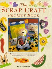 Cover of: The scrap craft project book