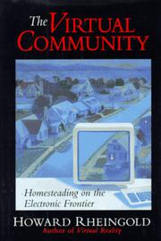 Cover of: The Virtual Community