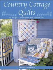 Cover of: Country Cottage Quilts