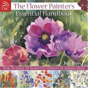 Cover of: The Flower Painter's Essential Handbook