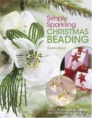 Cover of: Simply Sparkling Christmas Beading