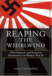 Cover of: Reaping the Whirlwind