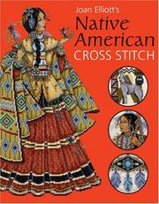 Cover of: Native American Cross Stitch | Joan Elliott