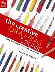 Cover of: The Creative Drawing Course