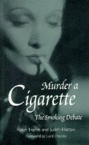 Cover of: Murder a Cigarette | F Strasser