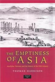 Cover of: The Emptiness of Asia