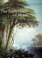 Cover of: The exploration of Africa
