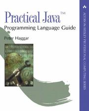 Cover of: Practical Java