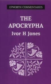 Cover of: The Apocrypha (Epworth Commentaries)
