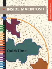 Cover of: Inside Macintosh QuickTime |