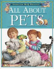 Cover of: Inspector McQ presents All about pets