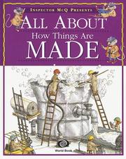 Cover of: Inspector McQ presents All about how things are made
