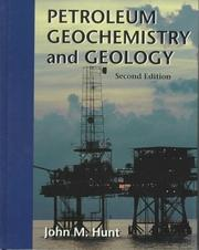 Cover of: Petroleum geochemistry and geology