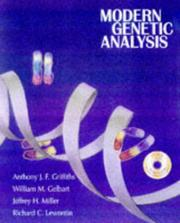 Cover of: Modern Genetic Analysis | William M. Gelbart