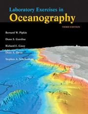 Cover of: Laboratory Exercises in Oceanography | Bernard W. Pipkin