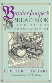 Cover of: Brother Junipers Bread Book
