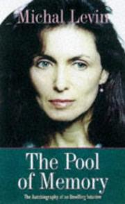 Cover of: The Pool of Memory