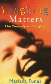 Cover of: Laughing Matters | Mariana Funes
