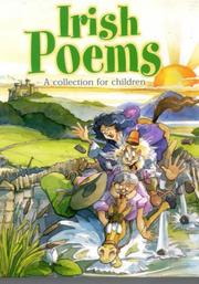 Cover of: Irish Poems