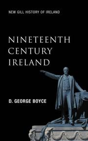 Cover of: Nineteenth-Century Ireland | David George Boyce