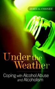 Cover of: Under The Weather | John G. Cooney