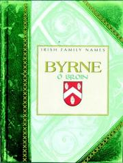 Cover of: Byrne =