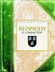 Cover of: Kennedy =