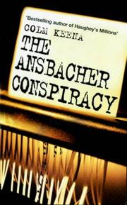 Cover of: The Ansbacher conspiracy