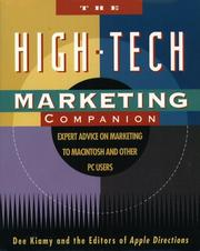 Cover of: The High-Tech Marketing Companion