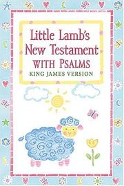 Cover of: Little Lamb