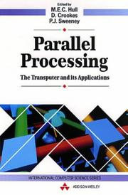 Cover of: Parallel Processing | Mary E. Hull