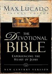 Cover of: The Devotional Bible: Experiencing The Heart of Jesus