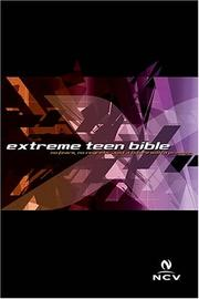 Cover of: Extreme Teen Bible |