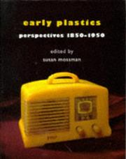 Cover of: Early plastics |