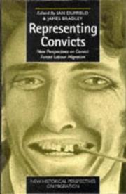 Cover of: Representing convicts |