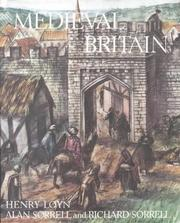 Cover of: Medieval Britain | Henry Loyn