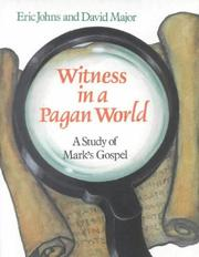 Cover of: Witness in a Pagan World P (Thinking about Religion) | Eric Johns